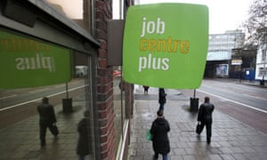 Jobcentre in London