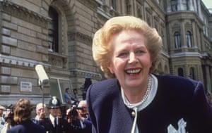 10 best: political biogs: Margaret Thatcher