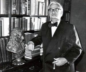 10 best: political biogs: Lord Wyatt (dead 7/12/97) 1983 Lord Woodrow Wyatt