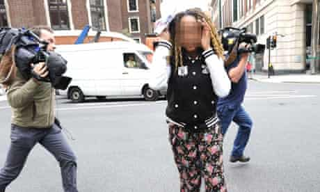 Young person in court over riots
