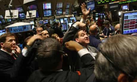 New York Stock Exchange, 17 September 2008