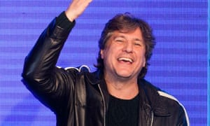 Amado Boudou set to be Argentina's first rock'n'roll vice-president