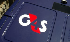 G4S van in London