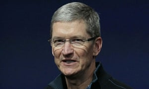 Tim Cook has taken over from Steve Jobs as CEO of Apple
