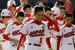 24 hours: The Hamamatsu City after losing the Little League World Series Championship