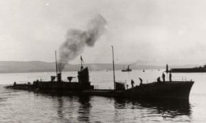 K4 submarine