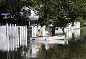 Hurricane Irene aftermath: Hurricane Irene aftermath