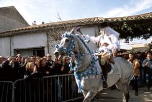 celebrate gallery: Festival of La Sartiglia, Oristano, Sardinia