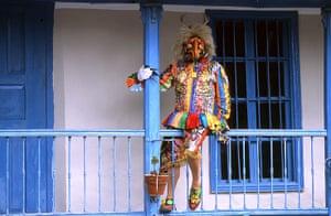 celebrate gallery: Fiesta de la Virgen del Carmen, Paucartambo, Peru