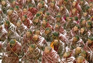 celebrate gallery: Great Monlam Festival, east Tibet
