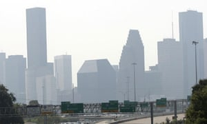 Air pollution in Houston