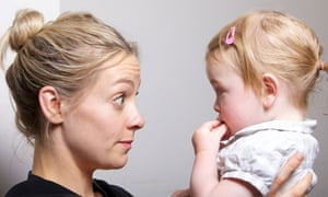 cherry healey parenting dilemmas staring at kid