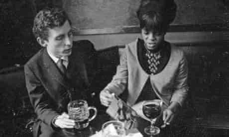 Clive Allison and Margaret Busby