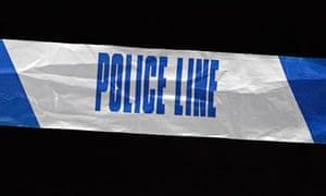 Police Line (Do Not Cross) tape