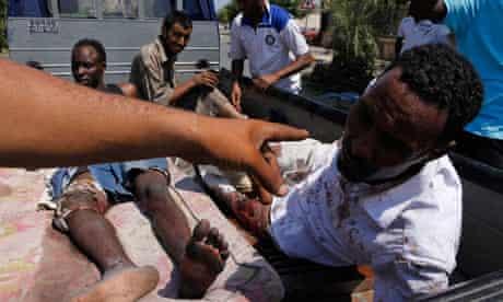 Two men accused mercenaries Tripoli