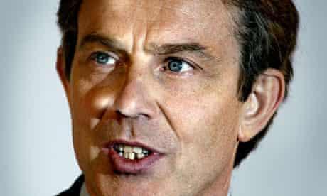 Tony Blair in 2002
