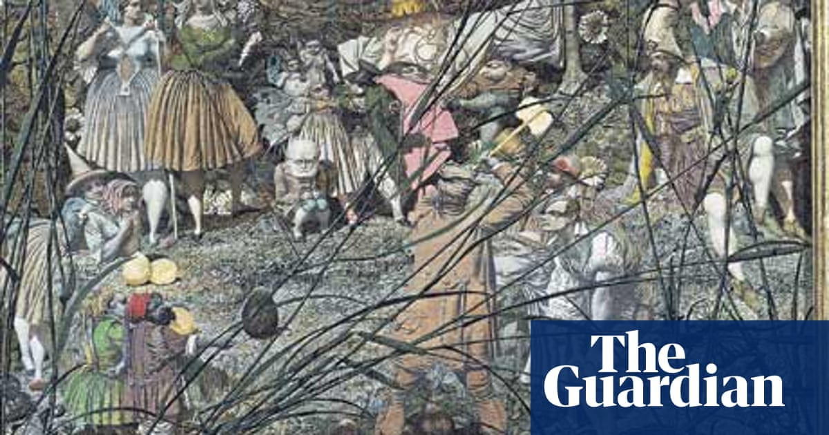 Richard Dadd The Fairy King Art And Design The Guardian