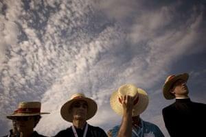 FTA: Jorge Guerrero: Pilgrims gather for a mass