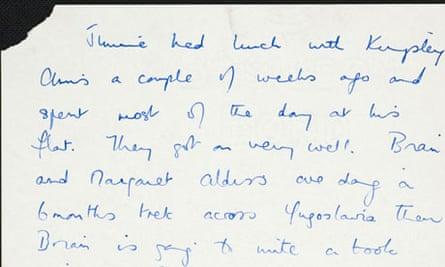 JG Ballard Archive at the British Library