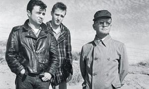 Robert Blake, Scott Wilson and Truman Capote