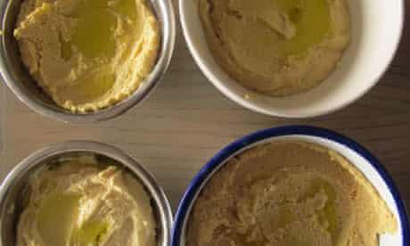 Claudia Roden recipe hummus