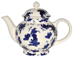 Travel - cool kit gallery: Great Britain Teapot - Emma Bridgewater