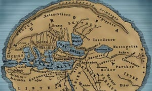 What can the ancient greeks do for us world news the guardian a 19th century reconstruction after herodotuss description of world topography photograph interfoto alamyalamy gumiabroncs Image collections