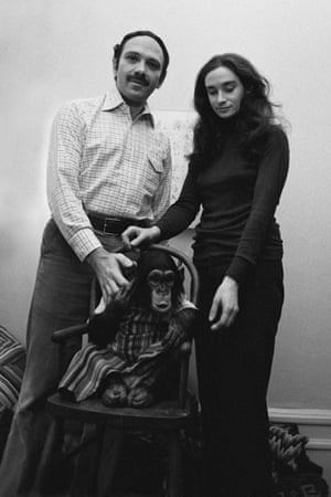 Project Nim: Nim Chimpsky with Prof Herbert Terrace and Stephanie Lafarge