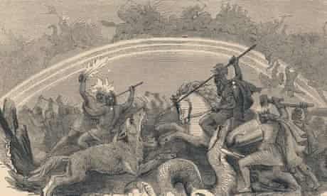 Engraving of Ragnarok