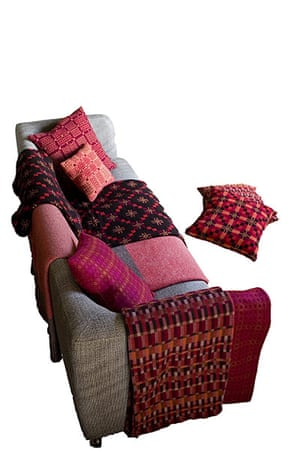 Travel - cool kit gallery: Feather-filled cushions
