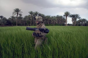 Sean Smith Frontlines: An American Marine in Iraq