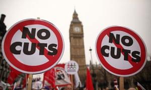 26 March anti-cuts march
