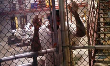 Guantanamo military prison, where 'enhanced interrogation techniques' were used