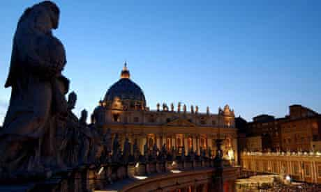 The Vatican's St Peter's Square