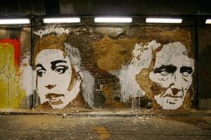 10 best: street art: Leake St