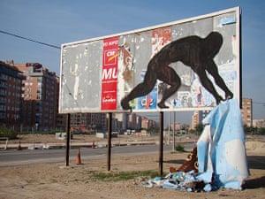 10 best: street art: Murcia