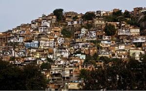 10 best: street art: Favela Morro Da Providência