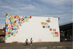 10 best: street art: A Love Letter For You – Philadelphia