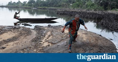 Niger Delta Villagers Go To The Hague To Fight Against Oil