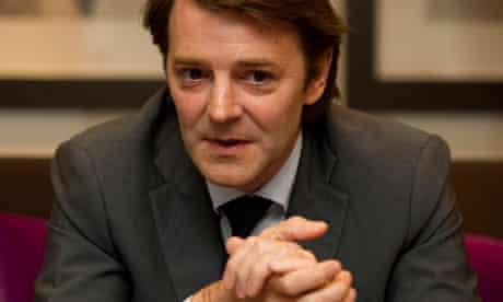 French finance minister, Francois Baroin