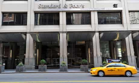 Standard and Poor's headquarters