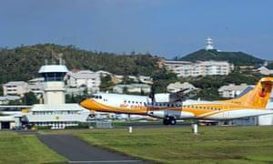 Air Caledonie plane