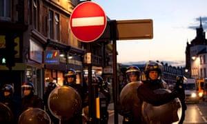 Enfield riots