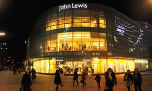 The John Lewis model is used for cooperative housing projects.