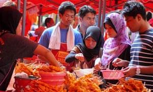Malaysian Muslims