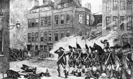 The Gordon Riots, 1780