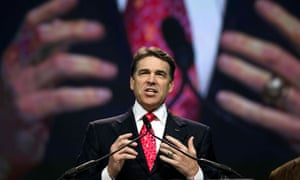 Rick Perry, Texas governor