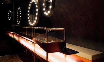 Silencio nightclub -  the restroom