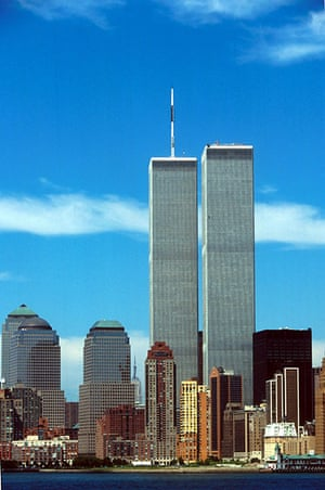 10 best: The Twin Towers of the New York World Trade Center