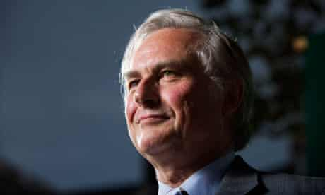 Biologist Richard Dawkins